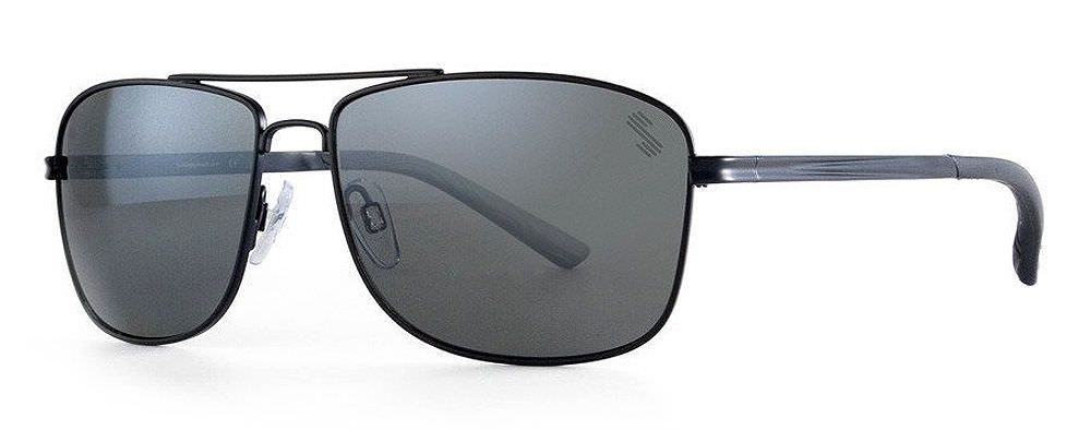 f052a1855d16 Sundog Credo TrueBlue Golf Sunglasses Black with Grey Lens