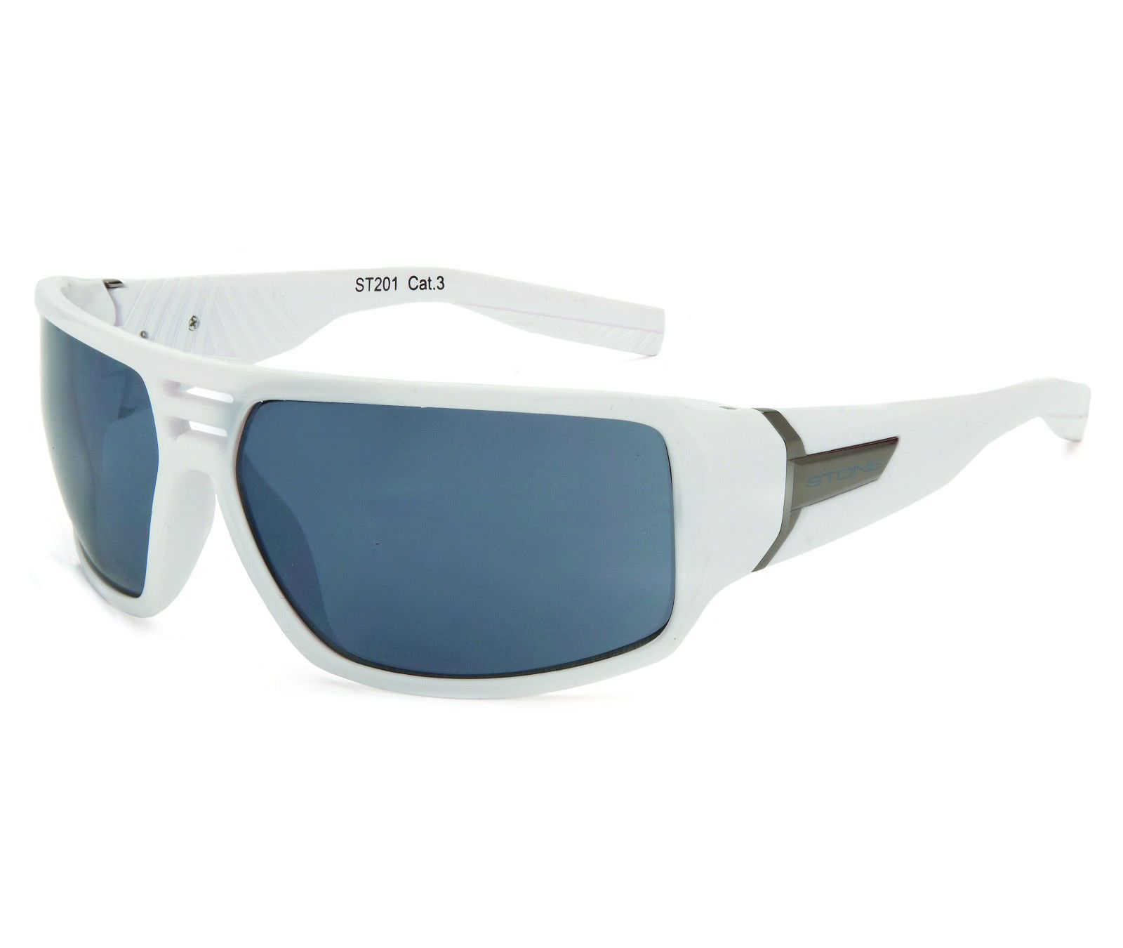Monaco White With Grey Lens 57191